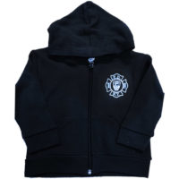 FDNY Infant Hooded Sweatshirt - front