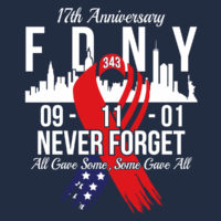 9-11 17th Anniv bk logo