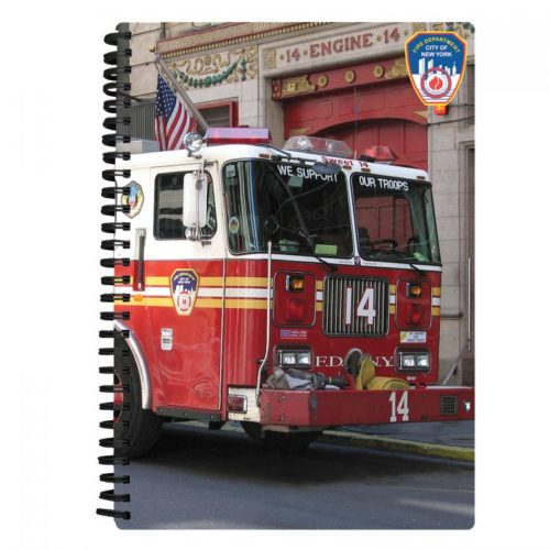 FDNY Notebook