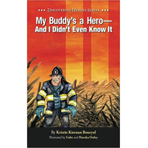 My Buddy's A Hero book
