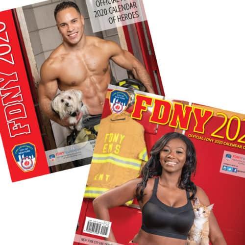2020 Calendar Cover - Duo