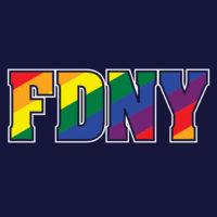FDNY Pride 2019 LOGO bk - Navy