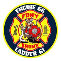 Eng 60 Lad 61 Bronx Vikings Patch
