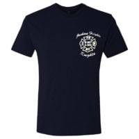 E 307 L 154 Jackson Heights Knights House Tee front