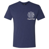 Engine 55 Little Italy House Tee front