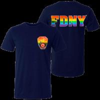 FDNY Emblem Pride duo