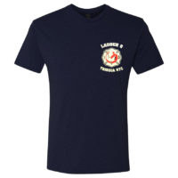 Hook & Ladder 8 Tribeca Ghostbusters House Tee front
