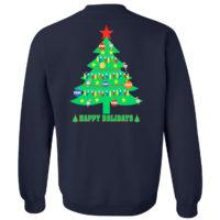 FDNY Christmas Sweatshirt 2019_2 back